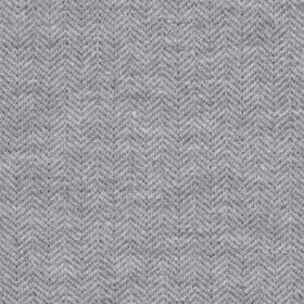Kaufman Knit Herringbone Heather Gray Fabric